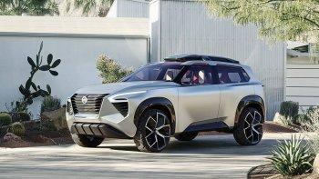 Xmotion: Tương lai thiết kế xe SUV của Nissan