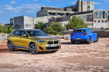 """BMW X2 2018: """"Em út"""" nhà X"""