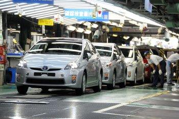Các hãng xe Nhật buộc phải ngừng xuất khẩu sang Việt Nam