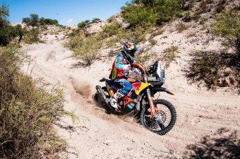 Dakar 2018: Chậm mà chắc, KTM đăng quang chặng 10