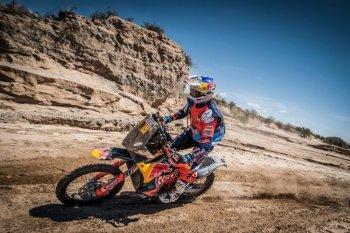 Dakar 2018: Toby Price thắng chặng 11, KTM gần cúp vô địch hơn