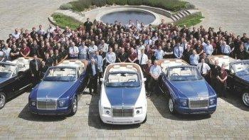 Thiếu Phantom nhưng Rolls-Royce đã có năm 2017 rất ấn tượng