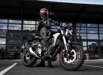 Honda CB300R 2018 chào Thái Lan, có khả năng về Việt Nam