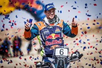 Dakar 2018: Matthias Walkner đăng cai vô địch viết tiếp sự thống trị của KTM
