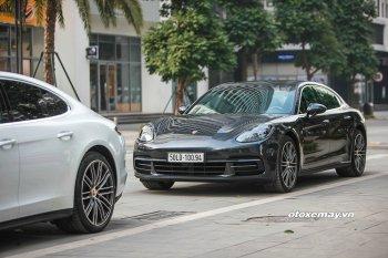 Porsche Panamera 4 Executive: Phấn khích khi cầm lái, tận hưởng cho hàng ghế sau