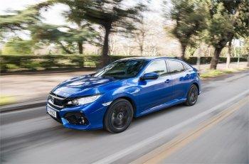 Honda Civic đo nhiên liệu tại châu Âu chỉ 3,5L/100km