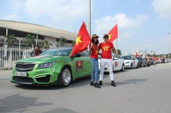 Cruze Club – Tiếp sức cho những chàng trai U23 Việt Nam làm nên lịch sử