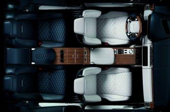 Land Rover ra mắt 999 chiếc Range Rover SV Coupé độc nhất