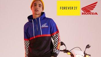 Honda cùng Forever 21 tung bộ sưu tập thời trang hấp dẫn giới trẻ