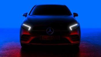 Mercedes-Benz A-Class 2018 chính thức ra mắt vào tháng 2/2018