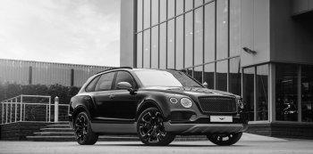 Ngắm Bentley Bentayga độ cực đẹp