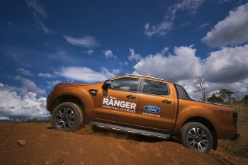 Ford Ranger bán xe kỷ lục tại Châu Á – Thái Bình Dương