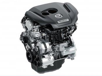 """Mazda nghiên cứu động cơ xăng """"sạch"""" hơn động cơ điện"""