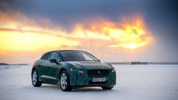 Jaguar giới thiệu siêu xe điện hoàn toàn mới