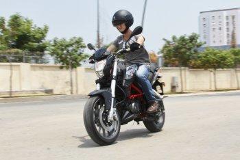 Benelli TNT175 2017 - nakedbike hấp dẫn giá sinh viên