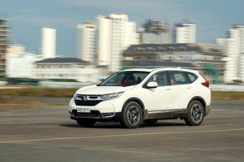 Hết cơ hội mua Honda CR-V 7 chỗ nhập mới