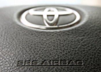 Toyota phát lệnh triệu hồi 640.000 xe lỗi túi khí