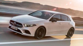 Mercedes-Benz A-Class hoàn toàn mới chính thức ra mắt