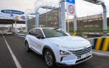 Xe tự lái Hyundai vượt chặng đường hơn 190km