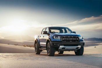 Ford Ranger Raptor chính thức ra mắt phiên bản cho châu Á