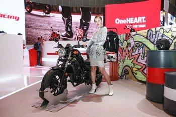 Honda chốt giá 125 triệu đồng cho Rebel 300