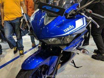 Yamaha trình làng R3 2018 nâng cấp ABS