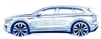 VW Touareg 2019 sở hữu khoang lái kỹ thuật số lớn nhất