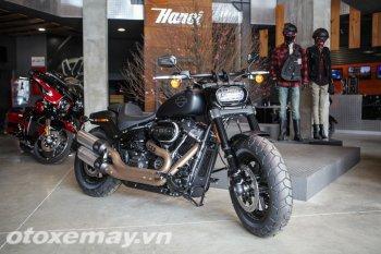 Ngắm kỹ vẻ đẹp chết người của Harley-Davidson Fat Bob 114 2018