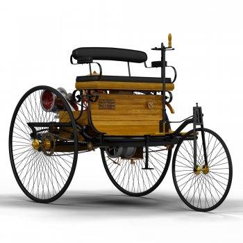 """Những con số """"biết nói"""" trong lịch sử ngành ôtô"""