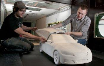 Công nghệ in 3D thay đổi cuộc chơi chế tạo ôtô