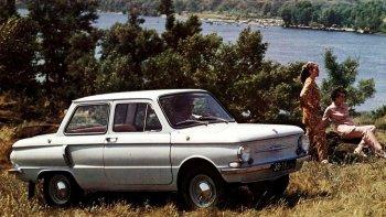 Mẫu xe huyền thoại thời Liên Xô cũ
