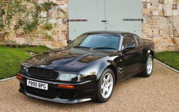 Aston Martin Vantage 1997 của Elton John có gì đặc biệt