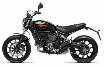 Ducati Scrambler Sixty2 bản đặc biệt chỉ có thể mua qua online