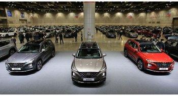 Vừa ra mắt, Hyundai Santa Fe 2019 đã có hơn 14.000 đơn hàng