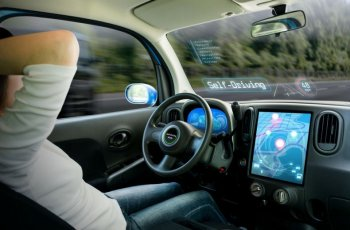 Tài xế Trung Quốc tin tưởng nhất vào xe tự lái