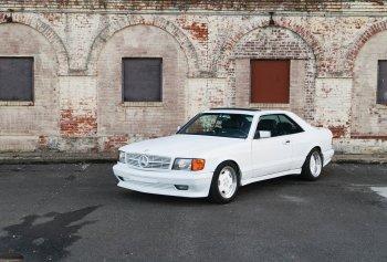 Mercedes-Benz AMG nguyên bản có giá triệu đô