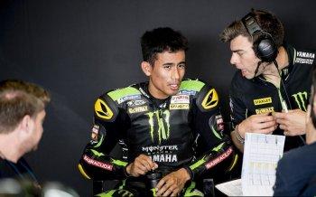 Tay đua người Malaysia sẽ tham chiến tại MotoGP 2018