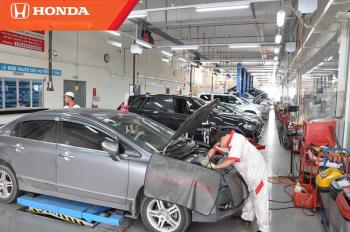 Honda Việt Nam tặng nhiều ưu đãi cho khách hàng