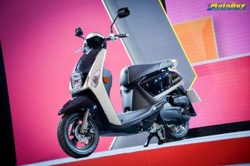 Yamaha ra mắt Cuxi 2018 với giá từ 50 triệu đồng