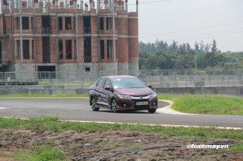 Hơn 1.500 xe Honda City bị triệu hồi tại Việt Nam do lỗi túi khí