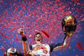 MotoGP: Marquez tiếp tục cống hiến cho Repsol Honda thêm hai năm