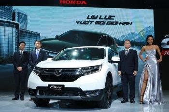 Honda CR-V 2018 liệu có thể giảm giá?
