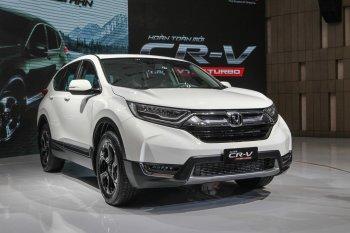 Honda CR-V giảm luôn 200 triệu sau Tết?