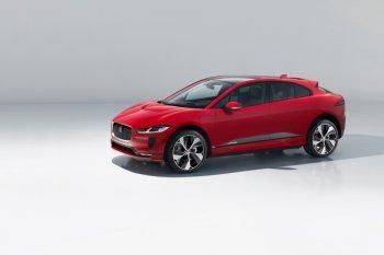 """Jaguar ra mắt xe SUV điện """"khủng"""" 400 mã lực, sức kéo tầm 700Nm"""