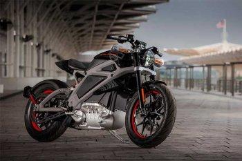 Harley-Davidson hợp tác với Alta Motors đánh mạnh vào xe điện