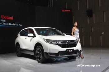 Honda công bố giá xe nhập khẩu: CR-V giảm 188 triệu đồng
