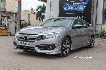 Honda Civic 1.8E giá 758 triệu đồng có gì ?