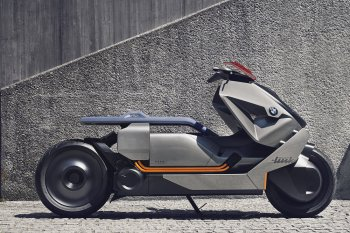 Tránh xa tìm gần, BMW Motorrad phát triển scooter thay vì môtô điện