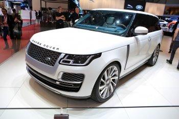 Range Rover SV Coupe: SUV sang hai cửa duy nhất trên thế giới
