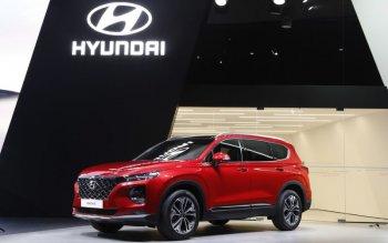 Hyundai chuẩn bị ra mắt phiên bản chạy điện của Santa Fe